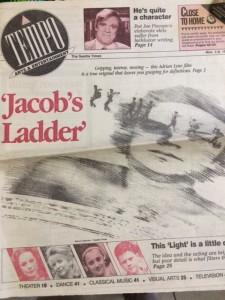 November 2, 1992 Tempo Seattle Post-Intelligencer
