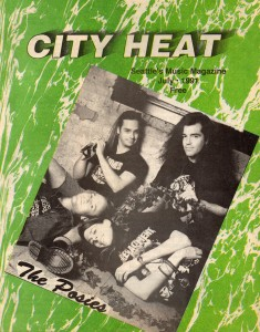 Posies cover City Heat July 1991