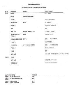 PTV [1996.12.03]